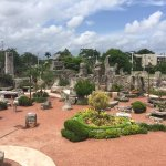 Coral Castle, view from apartment