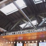 Pitt Street Brewing Company in Uptown Greenville, NC
