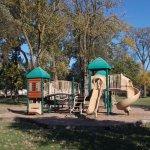 Royal Oak's Memorial Park, Woodward Ave & 13-Mile Road.
