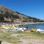 Foto de Hotel Rosario Lago Titicaca