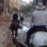 Willis Creek and the slots
