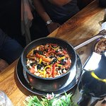 Wow!  Excellent pizza in a neighborhood setting-they customized a crust-less pizza for my wife.
