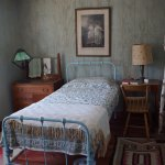 Arthur Child Heritage Museum (chambre à coucher)