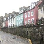 Quaint little Scottish town.