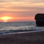 Atardecer en Playa de Matalascañas
