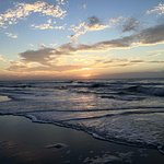 Oceanfront Sunrise of Surfside Beach!