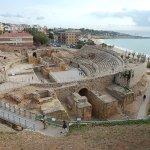 Amphitheatre at Tarragona.