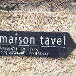 Maison Tavel Foto