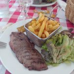 steak de taureau