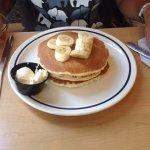 3 Pancake serve with banana
