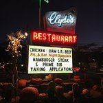 We were traveling through in fall. Clydes has become one of my favorites for home cooked vegetab