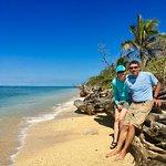 Far End of Natadola Beach