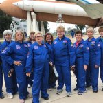 Part of our group at Space Camp