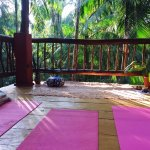 Torre de Meditación. Yacutinga Lodge.