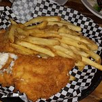Catfish and Fries (comes with a side of slaw)