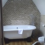 Large oval bath