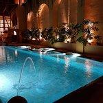 Nice pool.