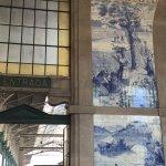 Foto de Estación de tren de São Bento