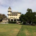 The famous Jekyll Island Hotel