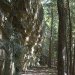 Hemlock Bridge to Whispering Cave
