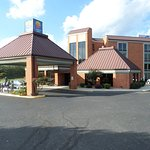 Foto de Comfort Inn Virginia Horse Center