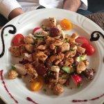 Salade d'endive aux gésiers de volaille