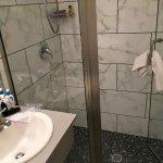 Lovely tiled shower