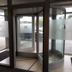 Revolving doors (pull an Elf, lol!)