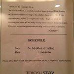 Foto de Tokyu Stay Yotsuya