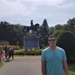 Photo de Boston Public Garden