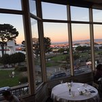 Views of the bay from McCormick and Kuleto's