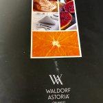Wonderful time @ Waldorf Astoria Orlando💕