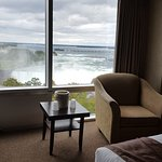 Oakes Hotel Overlooking the Falls Foto