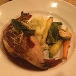 Not your mother's chicken-- this one is mouthwatering good!!