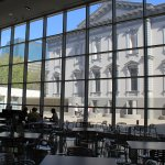 Cafeteria of Crocker Art Museum in Sacramento