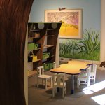 Children's Area of Crocker Art Museum in Sacramento