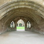 Massive arches to span the distance