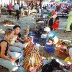 The Tamu, a vibrant weekly market