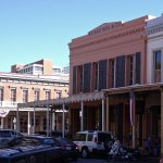 BF Hatings Building in Old Sacramento