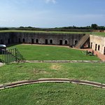 Fort Macon Foto