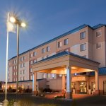 Φωτογραφία: Holiday Inn Express Woonsocket