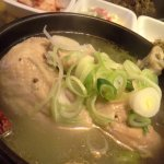 This my favorite Ginseng Chicken Soup