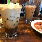 iced coffee tea