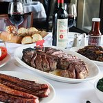 Enjoy lunch or dinner at Wolfgang's Steakhouse Hong Kong!