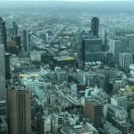 The skydeck offers a very beautiful scenic of Melbourne which helps to have a whole view.