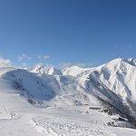 Tenjin-daira area di sci