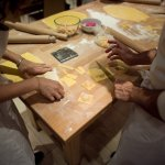 Loads of different pasta making course and much more