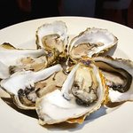 Fresh imported Oysters from Normandie