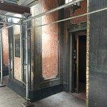 Main Entrance, currently under renovation