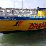 The Dreamer speedboat